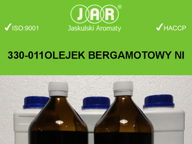Olejek Bergamotowy